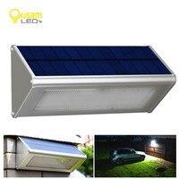 Solar Sensor Lamp 48 LEDs 1000LM Garden Waterproof Solar Light By Radar Motion Outdoor Aluminum Street