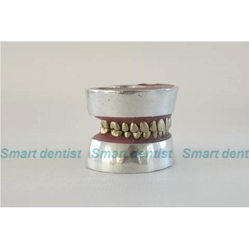 2016 KQH-H405/L15,Dental Teeth Extraction Simulator Training Model Metal,metal teeth without frame preoperative aseptic operation training model aseptic operation training simulator