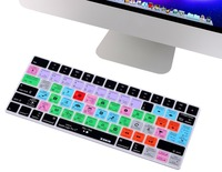 XSKN For Apple Magic Keyboard Logic Pro X Shortcut Silicone Keyboard Skin Cover