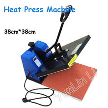 2200W Heat Press Machine for T shirt with Printing Area Available for 38cm 38cm Printing Machine