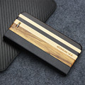 Natural Wooden Case for iphone 6 Real Wood Bamboo Cover Flip Genuine Leather Phone Cases for iphone 6s