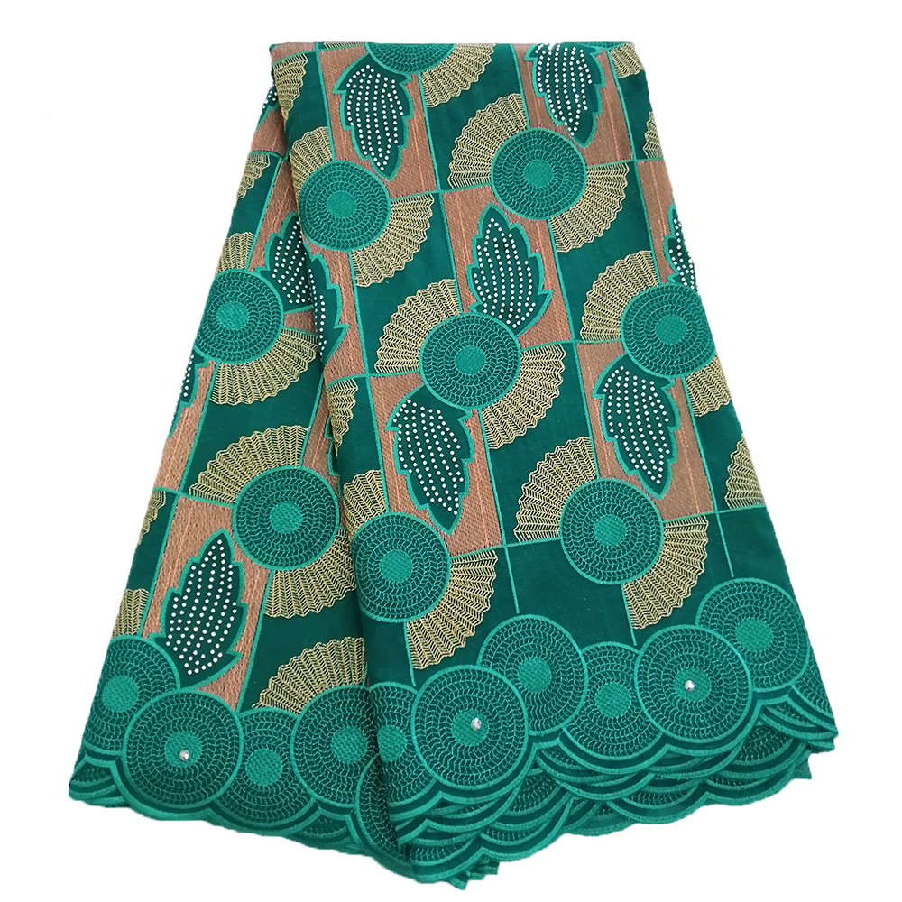 african-swiss-voile-lace-green