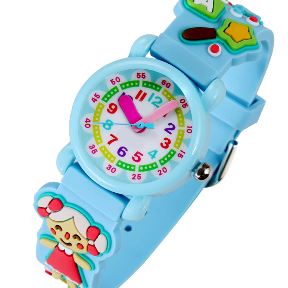 81f1bc286292 High Quality Children s Cartoon Watch Rubber Material Cute Multicolor  Cartoon Watch for Student Boys Girls Watch Gifts-in Children s Watches from  Watches on ...