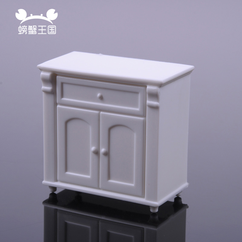 3pcs 1:20 1:25 1:30 1:50 Cupboard Shelves Model/interior Decoration Ornaments/building Model/sandbox Material/ Toy Accessories