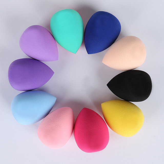 Makeup Base Foundation Puff Cosmetic Sponge Makeup Puff Smooth Soft Beauty Cosmetic Make Up Powder Puff Sponge Makeup Tools 1