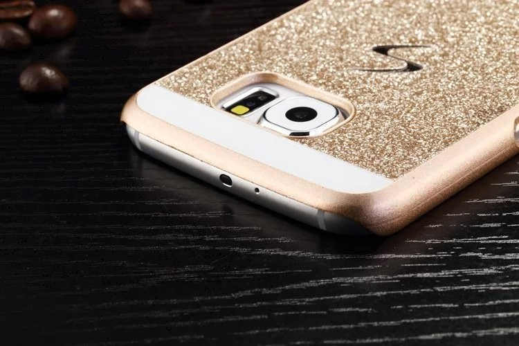 Fashion Luxury Diamond Flash Case For Samsung Galaxy S7 edge S6 Note7 3D Bling Delicate Phone Cases Phone Accessories Protector 10