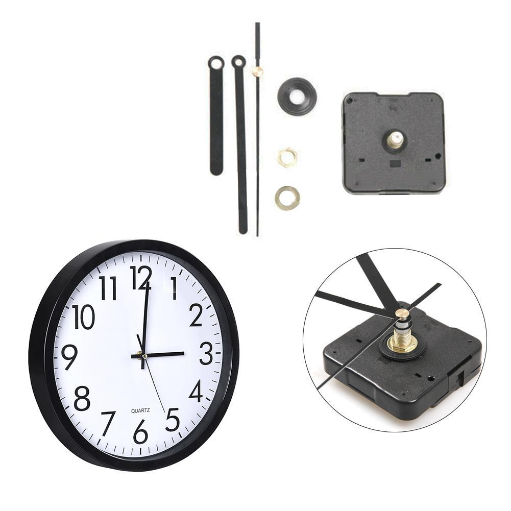 Clock Core High Quality Quartz Clock Movement Mechanism With Hook DIY Repair Parts