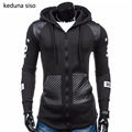 2016 New Style Men's Autumn Winter Cardigan Sweatshirts Hoodies assassins creed Letter Hoodie Classic Homme homens moletom