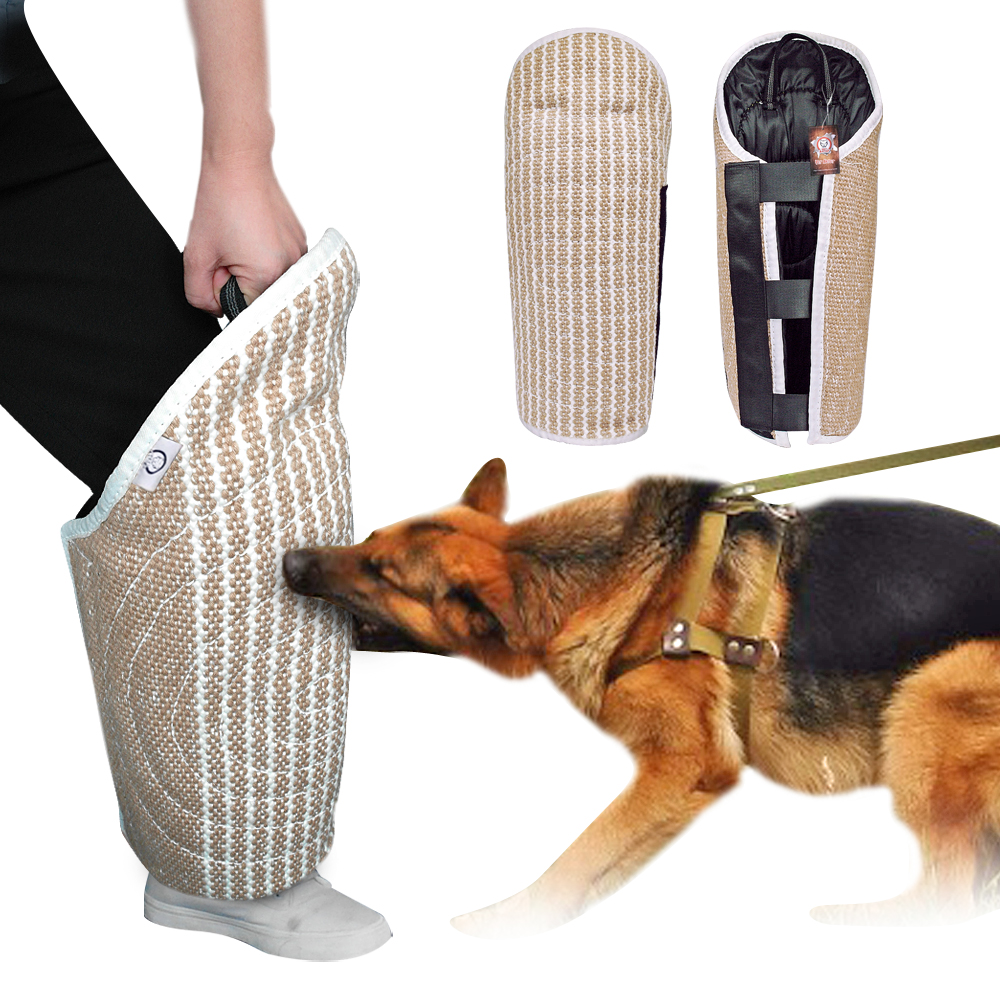 Dog Bite Sleeves Tugs Toys K9 Training Product for Dog Pet Protection Leg For Work Dogs