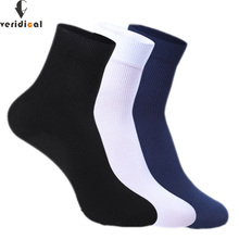 5 double gift box set male cotton socks stripe Camouflage 100% cotton knee-high