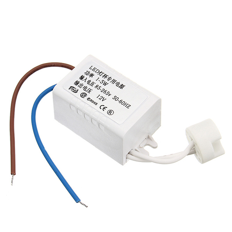 Led Mr16 Electronic Transformer Compatibility: LED High Power Electronic Transformer 85 265V To 12V Lamp