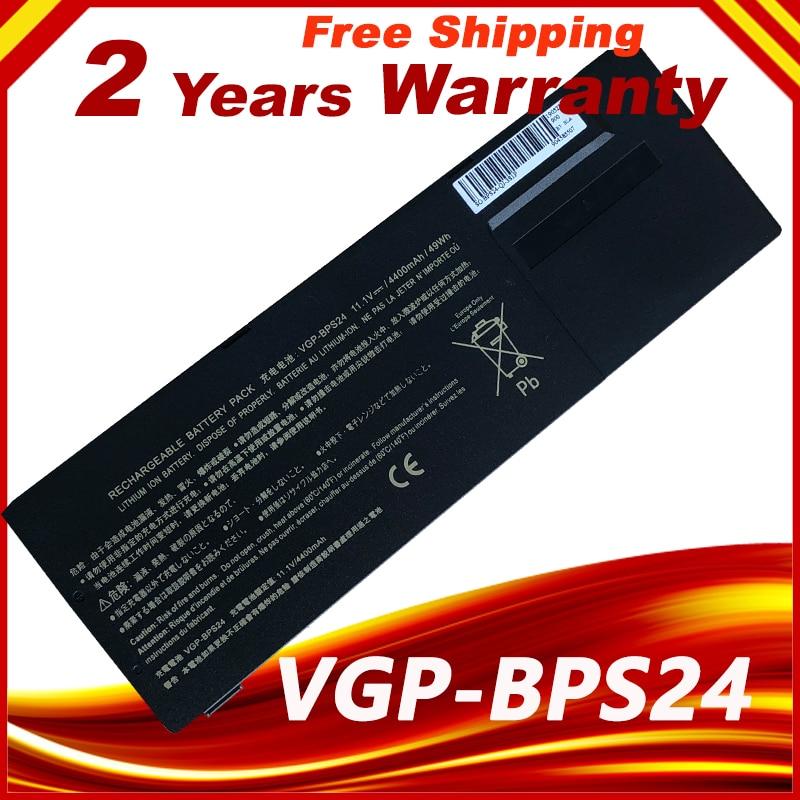 Batterie d'ordinateur portable pour SONY SA SB SD SE VPCSA VPCSB VPCSC VPCSD VPCSA25GL VPCSA3AFX VPCSC1AFMV GP-BPS24