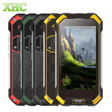 Blackview BV6000 font b Smartphone b font Android 6 0 LTE 4G 3GB 32GB IP68 Waterproof