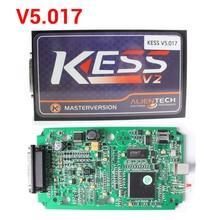 New Online Version KESS V5.017 KESS V2 5.017 No Token Limited KESS 5.017 ECU Programmer SW V2.23 Truck Car