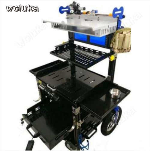 Film and television recording work trolley DIT director car recording equipment car director monitor work car CD50 T06