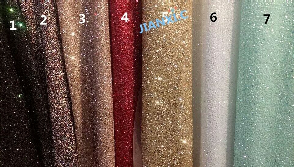 fashion glued glitter sequin embroidery tulle mesh lace David 62712 for nice dress