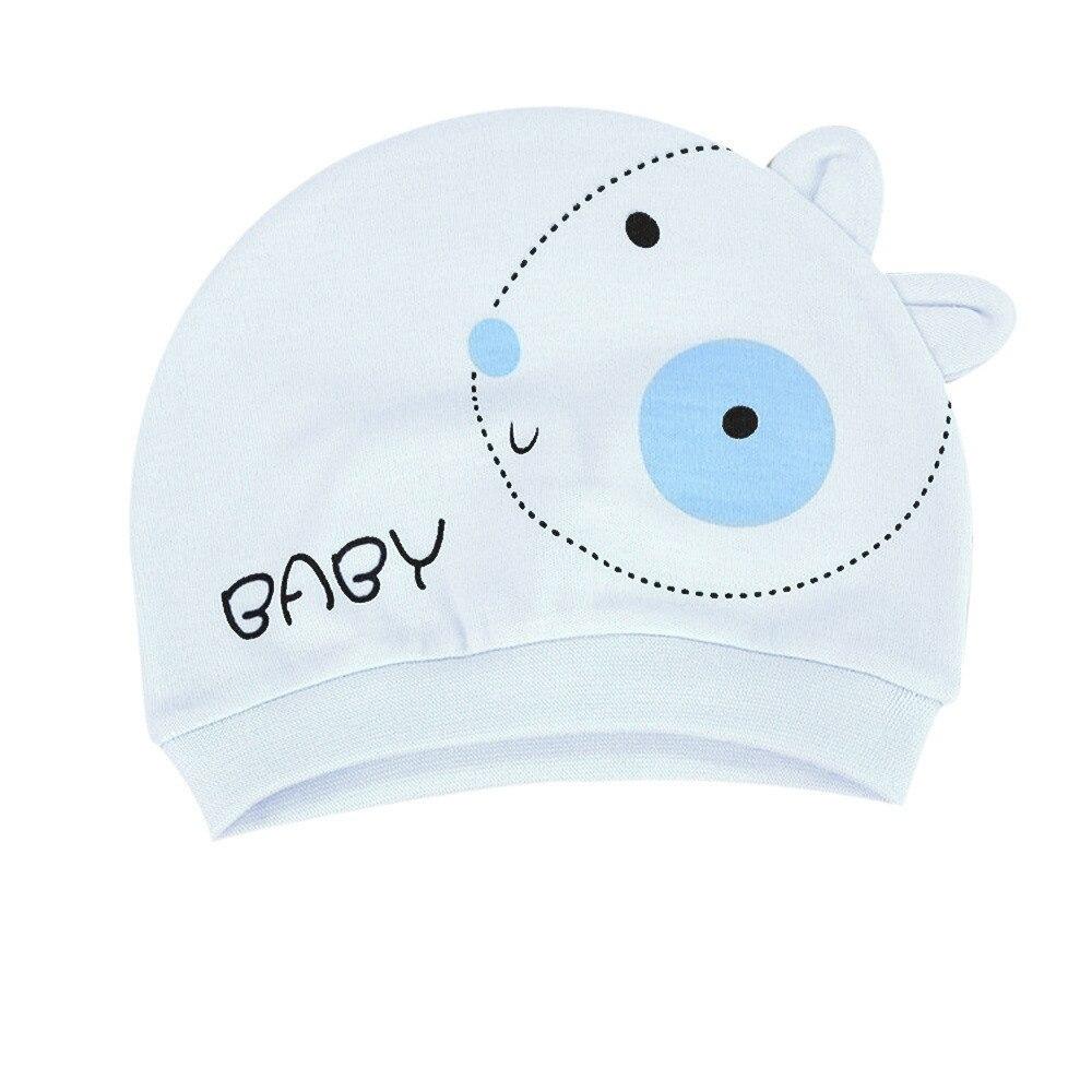 TELOTUNY baby hat newborn bonnet Cotton Beanie Cap 0-3 months 9 LE2C0419