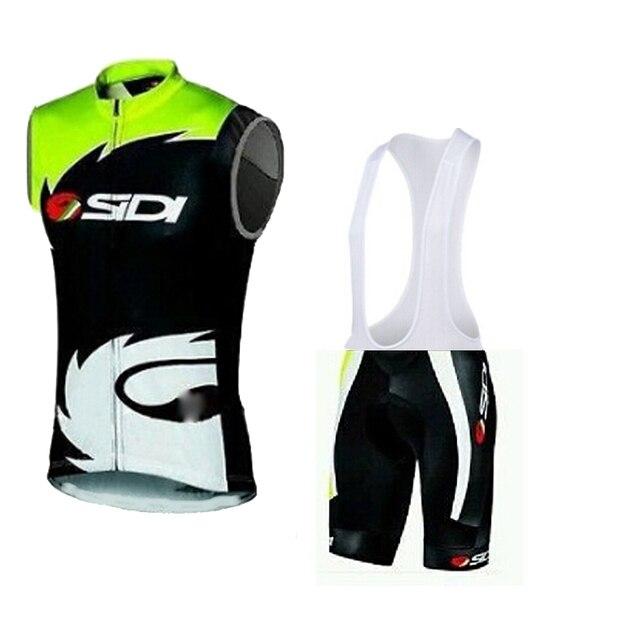 Sin mangas ciclismo jersey ropa ciclismo chaleco mtb bicicletas mountain  bike ropa ciclismo maillot ciclismo hombre 219ba5c90d17f
