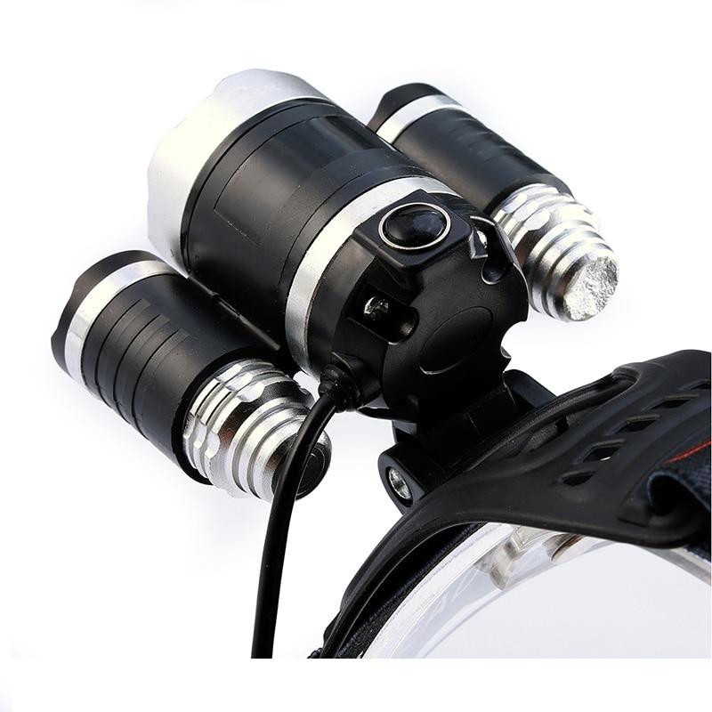 Faróis de Led 2r5 farol lâmpada de cabeça Marca : Mixxar