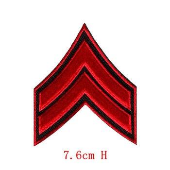 Insignia militar del ejército de la Marina de Guerra de diferentes colores bordado en parche envío gratis