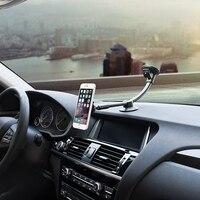 XMXCZKJ Car Magnetic Holder Universal Phone Mount Holder Long Arm Windshield Dashboard Car Holder Magnetic Stand