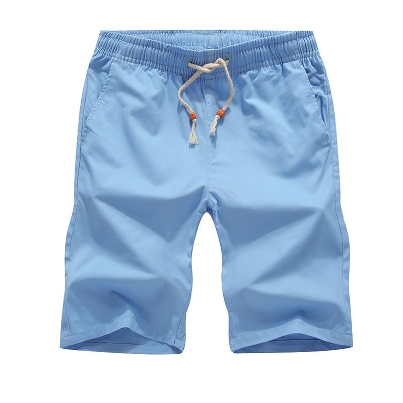 2019 New Arrival Men's Clothing Cotton Men's Fashion   Shorts   Men's   Shorts   Man Brand   Shorts   Beach   Shorts   Big Size 5XL