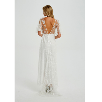 2019 New Women long Dress Sexy Deep V Neck Casual Party Dress Backless Sleeveless White Dresses Vacation Wear 5