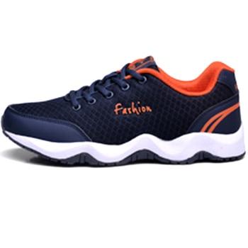 23bcae94f 2019 Venda Quente Quatro Estações Tênis Homens Sapatos Lace-up Athletic  Shoes Formadores Esportes Zapatillas Sapatos Masculinos Ao Ar Livre Tênis  para ...