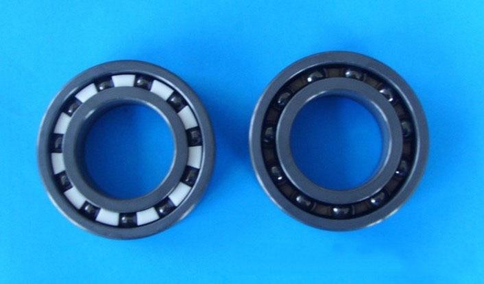 55mm bearings 6211 Full Ceramic Si3N4 55mmx100mmx21mm Full Si3N4 ceramic Ball Bearing