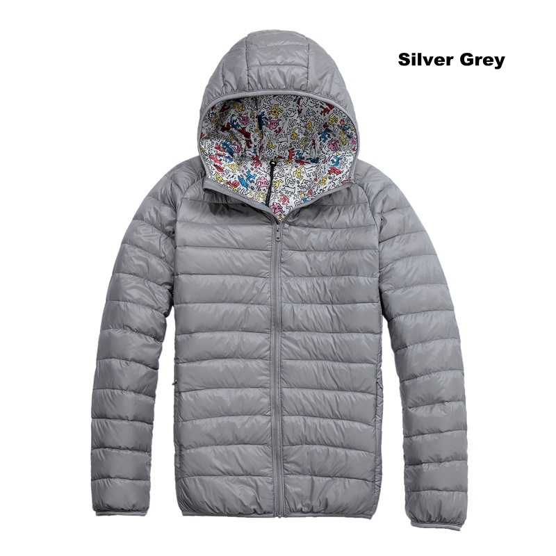 0bf1604c59b 2014 UniqloStyle Men hoodie down jacket/Puffer parka/compact jacket/ultra  light-in Parkas from Men's Clothing on Aliexpress.com | Alibaba Group