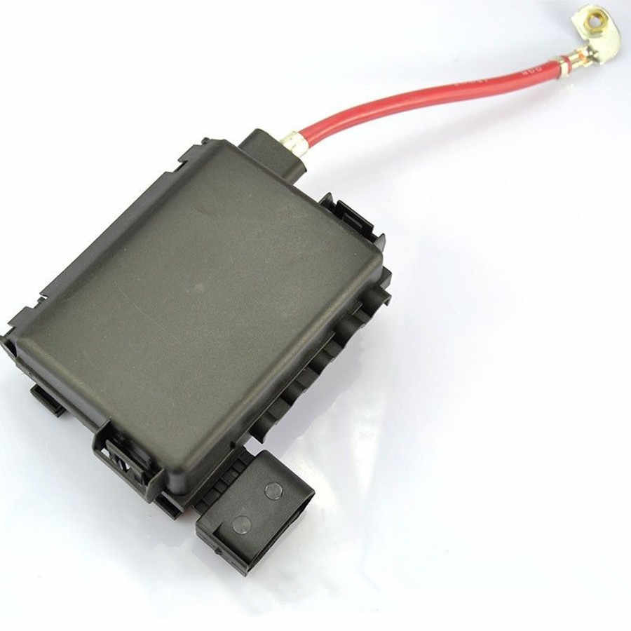 medium resolution of detail feedback questions about hongge new battery fuse box assembly for vw jetta bora golf mk4 beetle seat leon toledo 1j0 937 617 d 1j0 937 617d