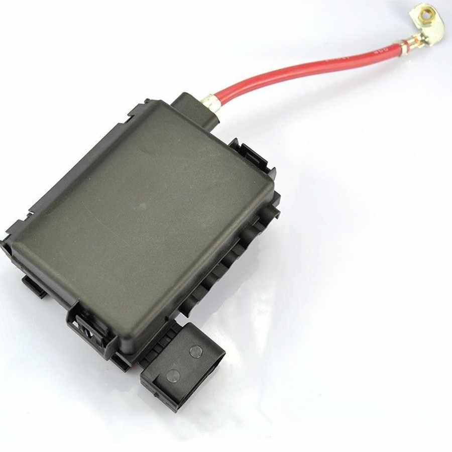 detail feedback questions about hongge new battery fuse box assembly for vw jetta bora golf mk4 beetle seat leon toledo 1j0 937 617 d 1j0 937 617d  [ 900 x 900 Pixel ]