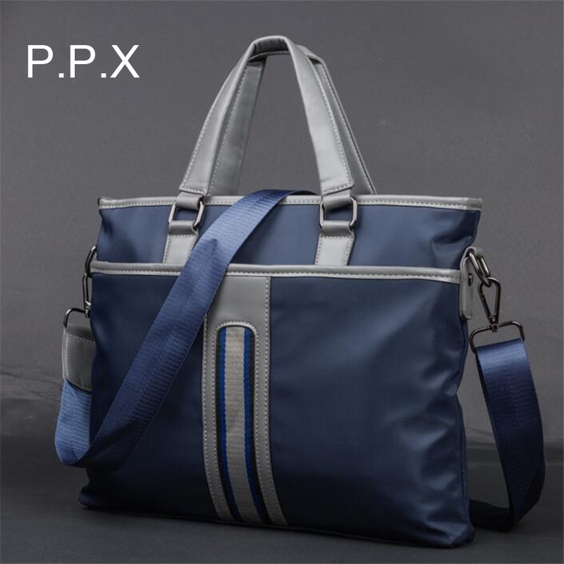 Laptop Handbag Shoulder-Bags Business Briefcase Computer Messenger 14inch Men's Male