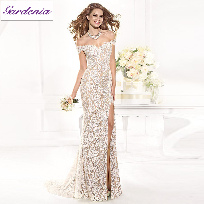 Spanish White Dresses