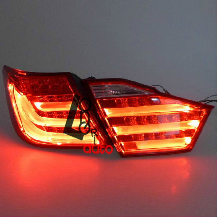 Светодиодный задний фонарь для Тойота Камри 2011-2013 заднего света