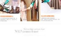 China Deerma DX128C huishoudelijke cleaner Mini hand-held kleine duwstang cleaner gratis verzending