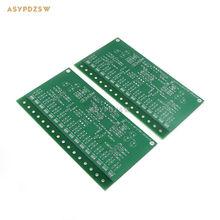2PCS K.G-dynahibal KG source file Kevin Gilmore Full balanced Class A headphone power amplifier PCB