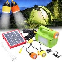 USB Solar Power LED Bulb Lamp Outdoor Portable Hanging Lighting Camp Tent Light Fishing Lantern Emergency LED Flashlight