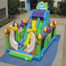 high quality commercial bouncer trampoline