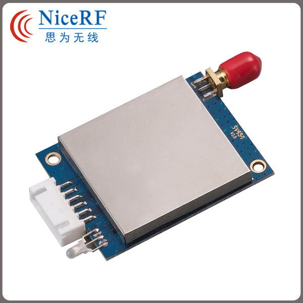 Image 5 - 2SETS SV651 500mW 27dBm TTL/RS232/RS485 Interface 3KM Radio Modem 433MHz 27dBm RF Transceiver Module-in Communications Parts from Cellphones & Telecommunications