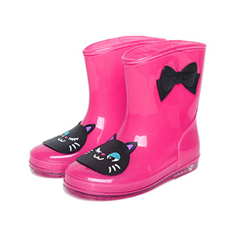 Girl Rain Boots - Cr Boot