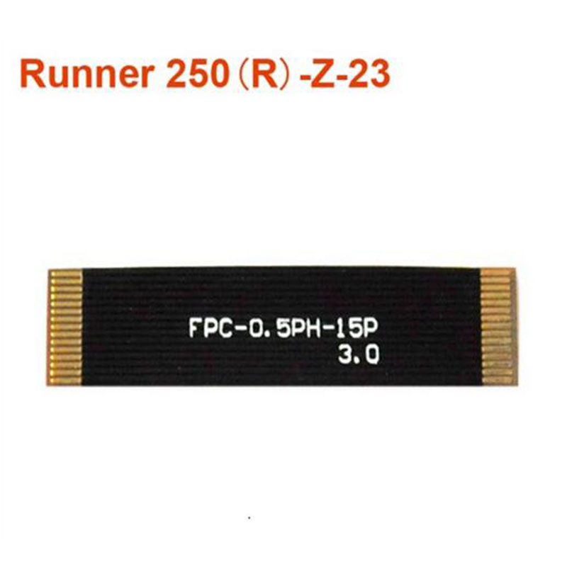 Runner 250(R)-Z-23 Walkera Runner 250 Advance Spare Parts Receiver Flexible PCB Board