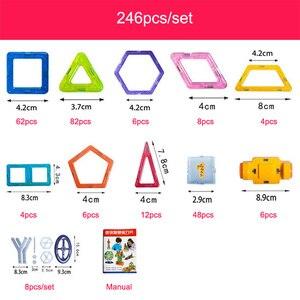 Image 4 - Jeu de Construction de Concepteur de Blocs MagnéTiques en Plastique pour Enfants, 100 298 Pièces
