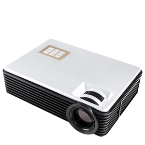 Image 3 - ByJoTeCH Q8 NEW 5000 lumens Full 1080P 4K 2K Android  Projector WIFI Bluetooth  Home Theater Beamer Support USB HDMI Proyector