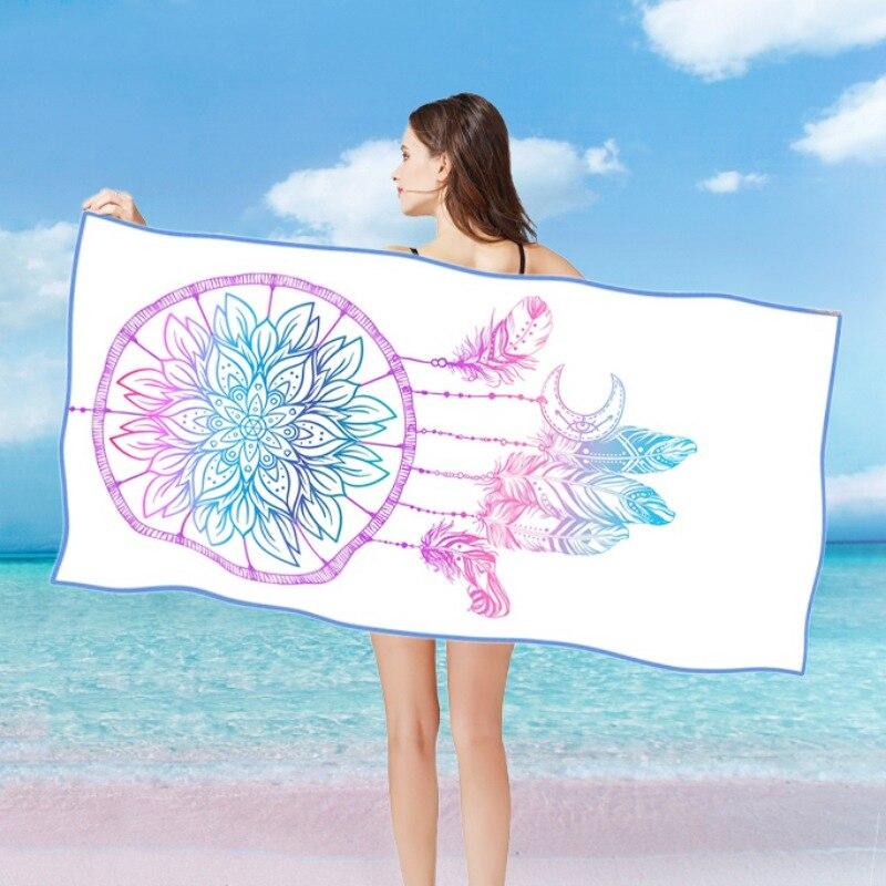 Praia Quik Seco Areia Livre Multifuntion Praia toalhas