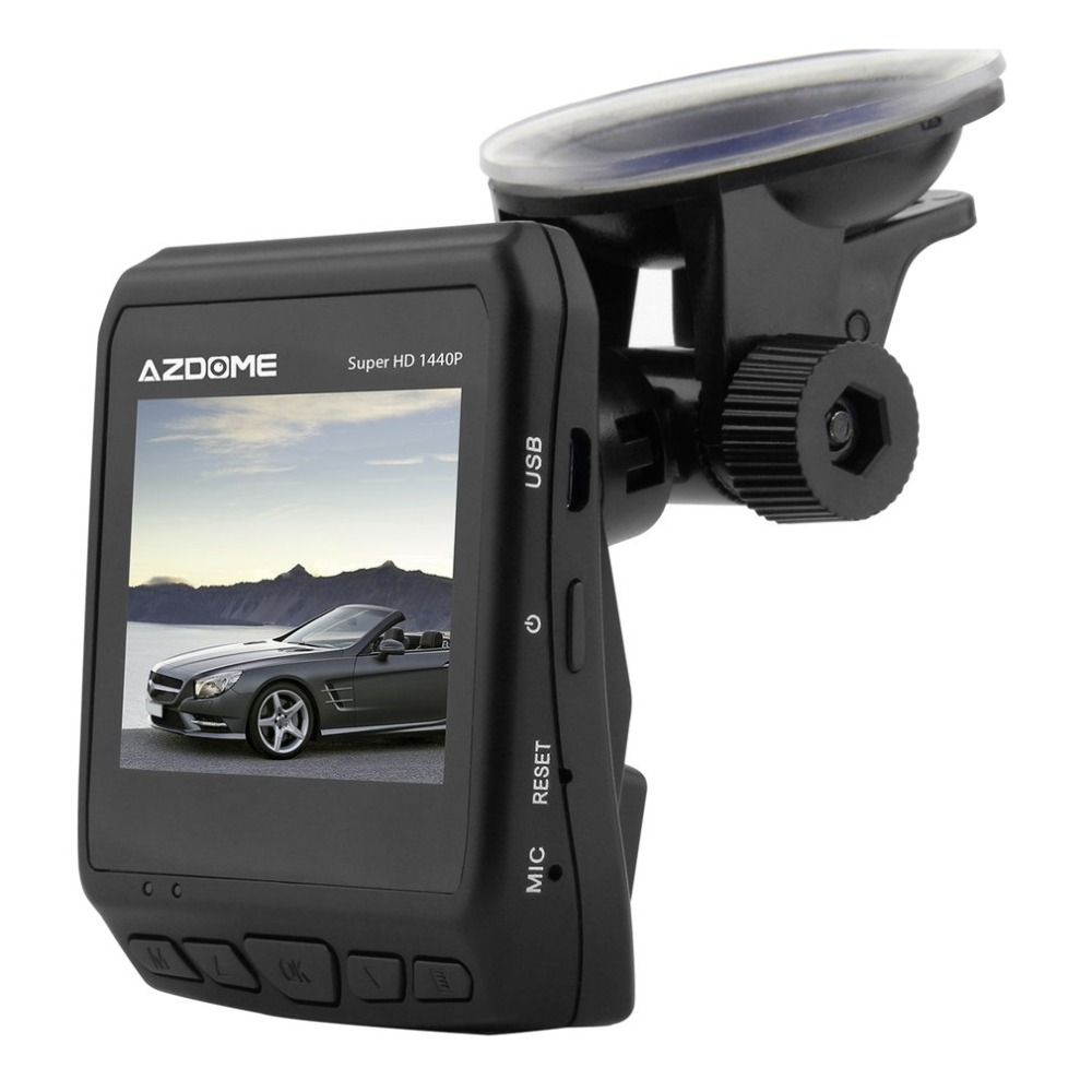 DAB211 Ambarella A12 1440P Super HD Car DVR Dashboard Camera Video Recorder Loop Recording Night Vision Dash Cam Built-in GPS 3 0 lcd a12 car dvr camera video recorder super hd 1440p with gps hdr night vision dashboard dash cam video recorder