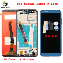 цена на Phone Screen For Huawei Honor 9 Lite Touch Screen LCD Display With Assembly Screen Panel For Huawei Honor 9lite lcd Replacement