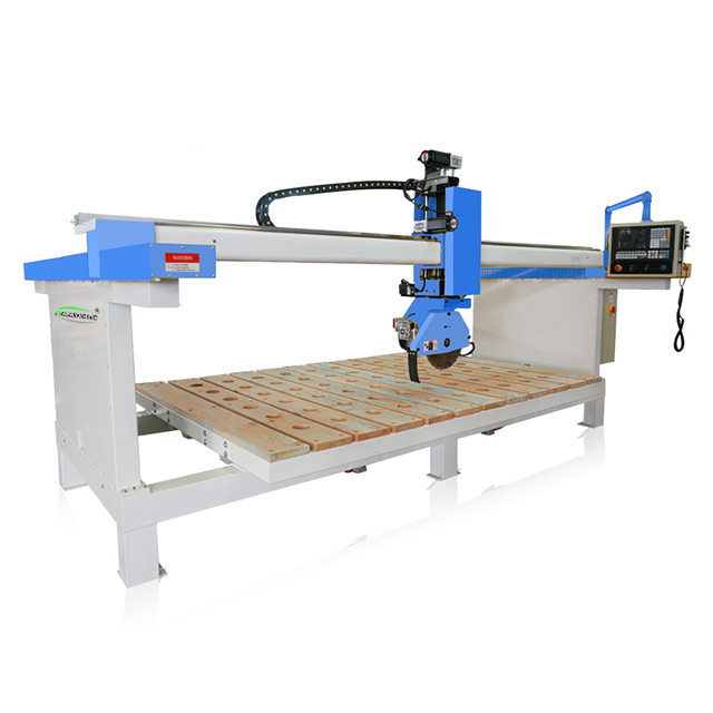 Automatic Granite Bridge-Saw Type Cutting Marble Granite Quartz Stone Cutting Machine Sales In Bangladesh