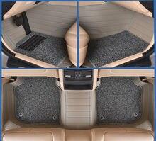 Almohadillas de alfombras de auto tapetes felpudos coche para Ford Focus Aduana de Tránsito Mondeo S-MAX Fiesta Explorer maverick KUGA Escape caravana E150
