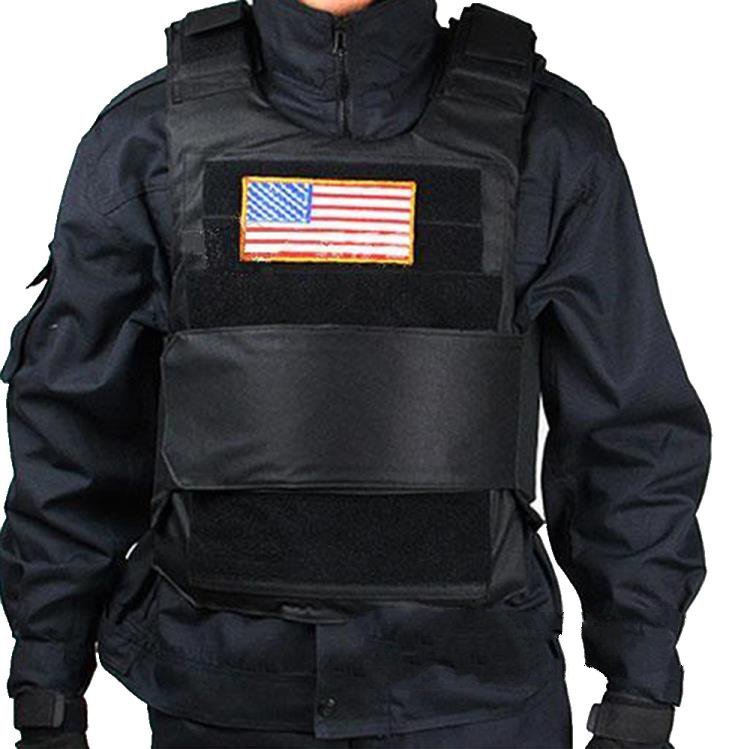 600D tactical vest stab vest bulletproof vest CS outdoor ( pluggable steel )